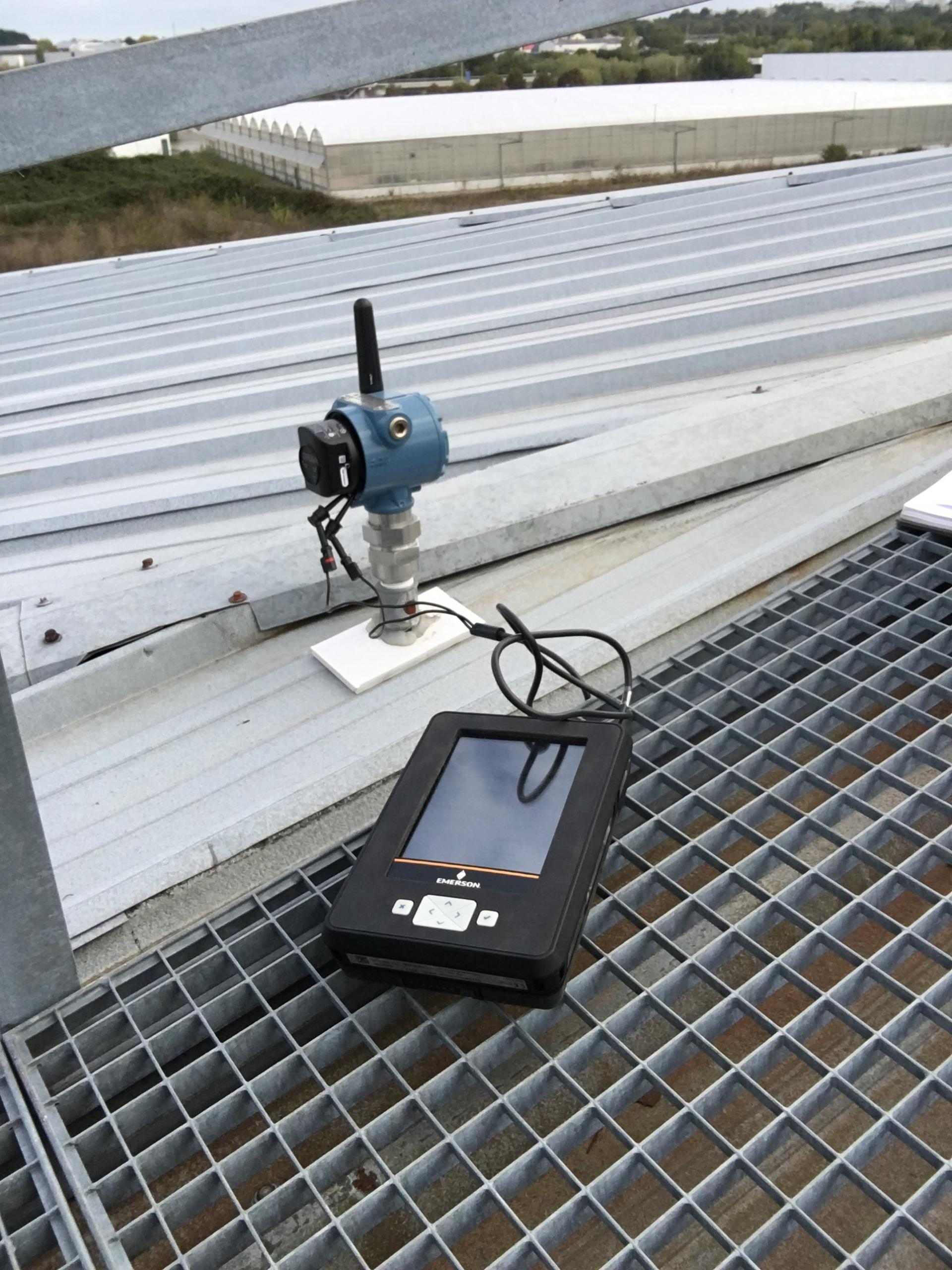 IIOT Wireless HART Level
