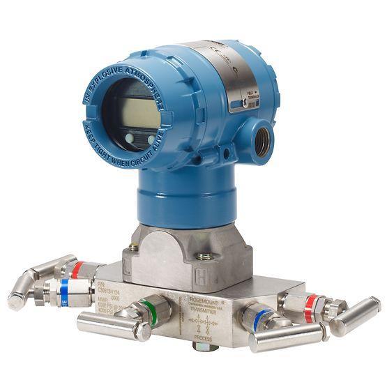 Capteur de pression 2051 Emerson