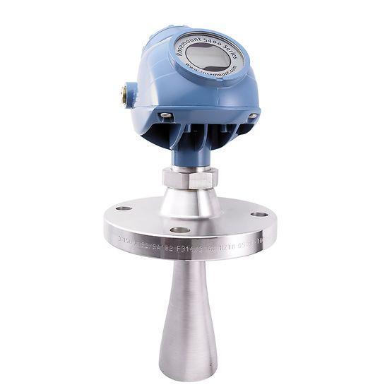 Capteur niveau radar à Antenne cône