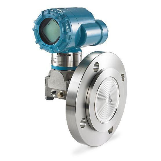 Transmetteur de niveau par pression sans fil 3051l