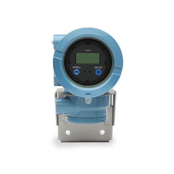 Face du Transmetteur à montage intégré sur site Micro Motion 1700 et 2700