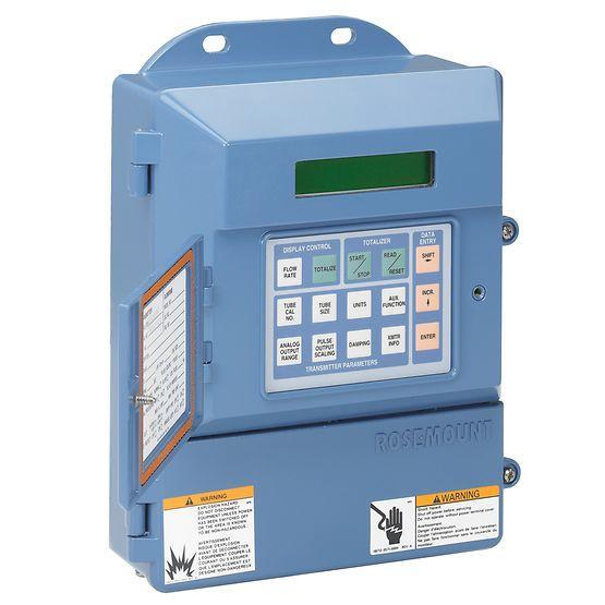 Transmetteur de débit magnétique Rosemount 8712E