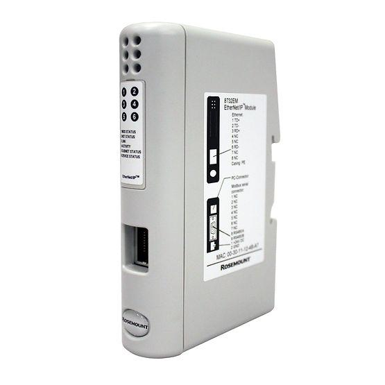 Module Ethernet 8732EM Rosemount