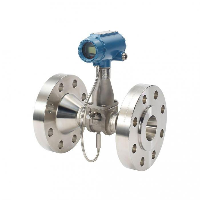 Débitmètre Multivariable Rosemount 8800 face gauche