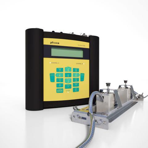 Débitmètre F608 à ultrasons