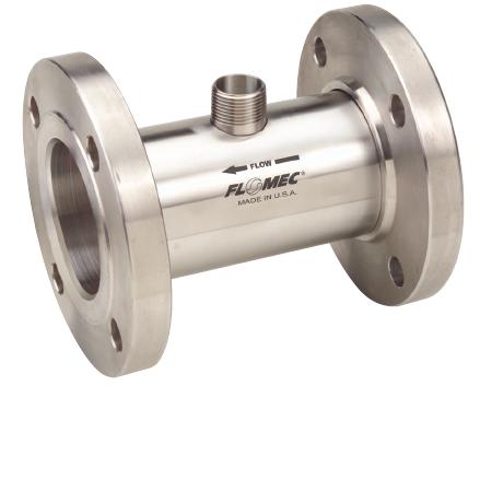 Image débitmètre à turbine G high precision version bride