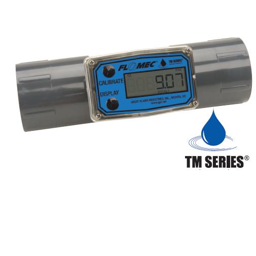 Image débitmètre à turbine TM series