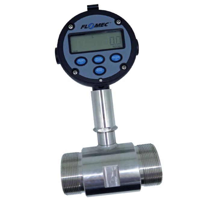 Image débitmètre à turbine TP series