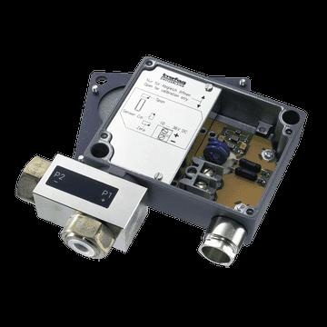 Transmetteur de pression différentielle ND 8204