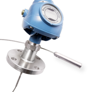 Capteur de niveau radar à ondes guidé Version câble