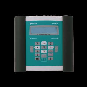 Mesure de débit à ultrasons gaz FLUXUS G601 ST